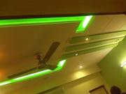 False Ceiling for a Refined Interior