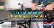 Book Plumbing Service in Bangalore Today