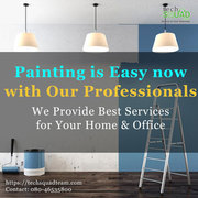 Find right painting service at your doorstep