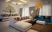 Arrivae: Your Home Interior Solutions. Living Room Interior, Kitchen