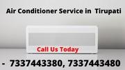 Air Conditioner Service In Tirupati.