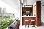 10 Steps to Setup a Balcony Kitchen