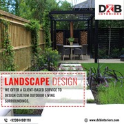 Impressive Landscape Design Services in Lahore