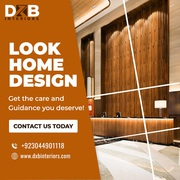 Interior design services in Lahore | DXB Interiors