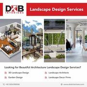 Architecture Landscape Design Services From DXB Interiors